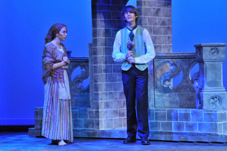 Dustin Digman as Marius
